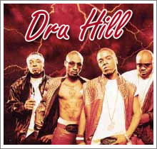 Dru Hill Atlantic City NJ