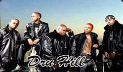 Dru Hill Tickets Atlantic City