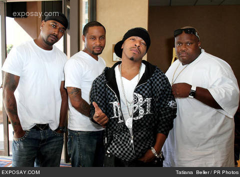 Dru Hill 2011