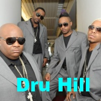 Dru Hill Show Tickets