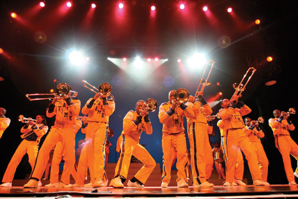 2011 Dates Drumline Live