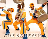 Drumline Live Mead Theater Tickets