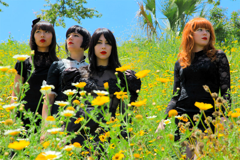 Dum Dum Girls 2011