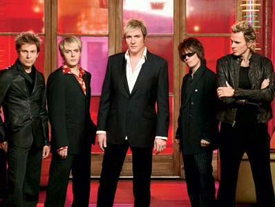 Tour Dates Duran Duran 2011