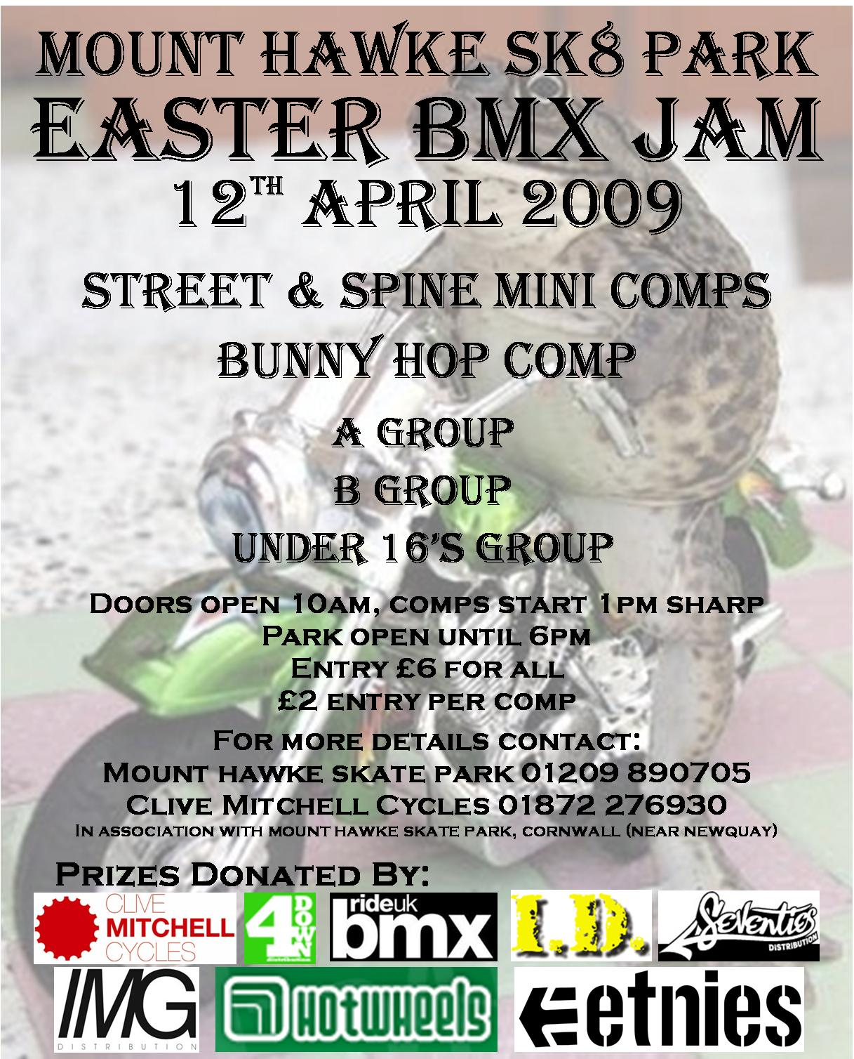 2011 Easter Jam
