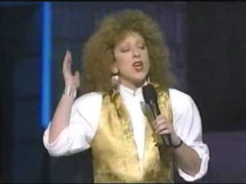 Elayne Boosler Seattle WA