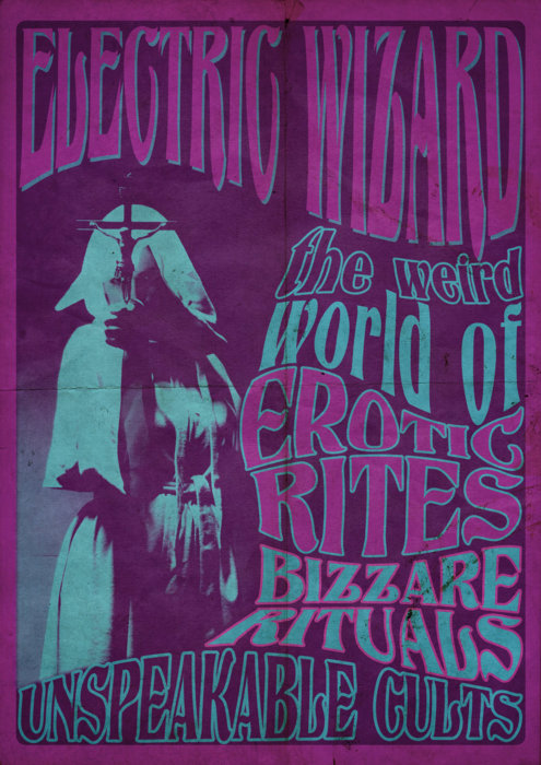 2011 Dates Electric Wizard Tour