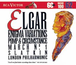 Dates Elgars Enigma Variations 2011