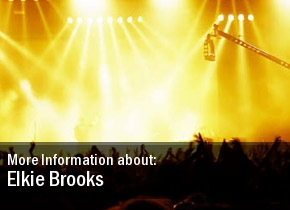 Elkie Brooks Tickets High Wycombe
