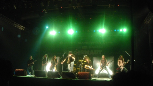 Eluveitie Peabodys Downunder Tickets
