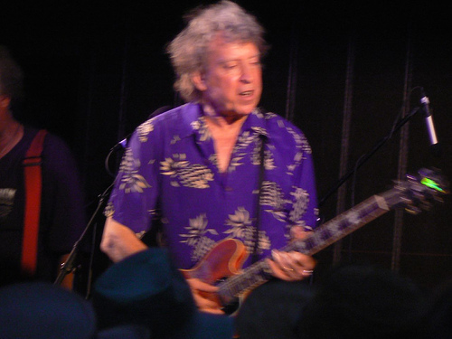 Tour Elvin Bishop Dates 2011