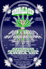 Tickets Emerald Triangle