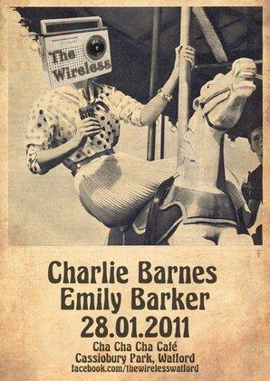 Emily Barker Bathurst Terrace
