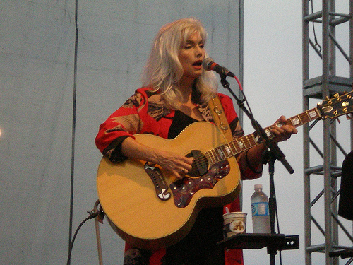 Emmylou Harris 2011 Dates