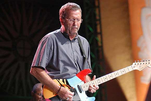 2011 Dates Eric Clapton