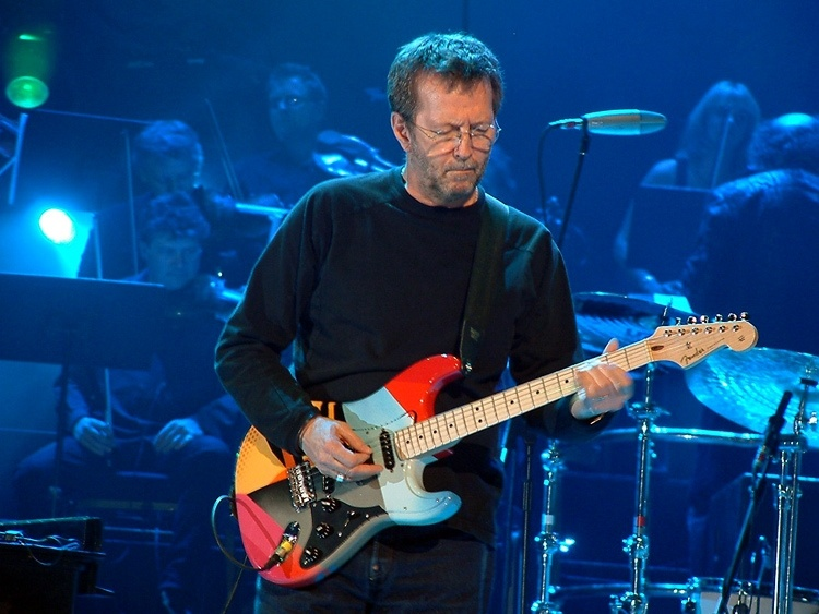 Dates 2011 Eric Clapton