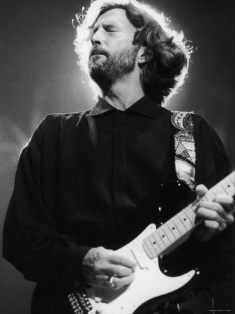 Eric Clapton 2011 Show