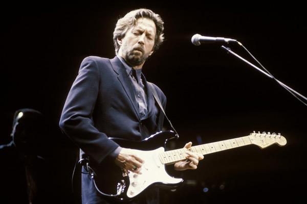 Show Eric Clapton 2011