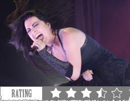 2011 Evanescence Show