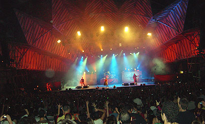 Show 2011 Evanescence