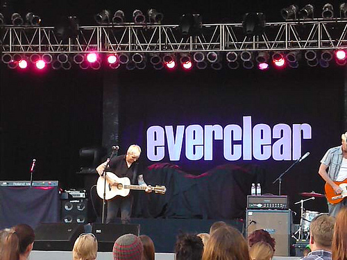 Everclear Concert