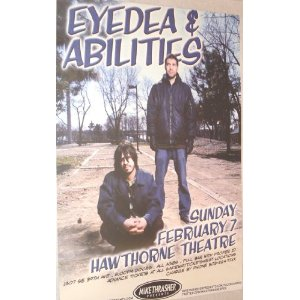 Show Eyedea And Abilities 2011