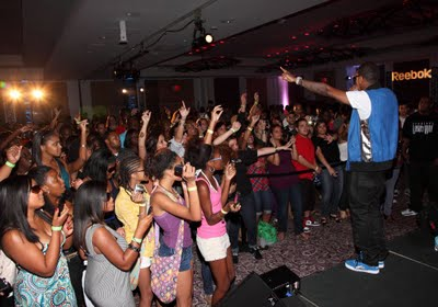 Dates 2011 Fabolous Tour