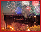 Fabulous Family Fourth Sunken Gardens Tickets