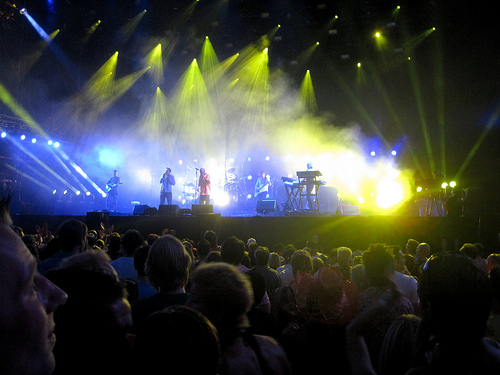 Dates Faithless 2011 Tour