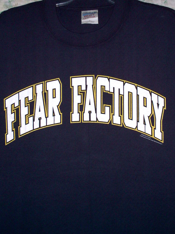 Fear Factory Culture Room