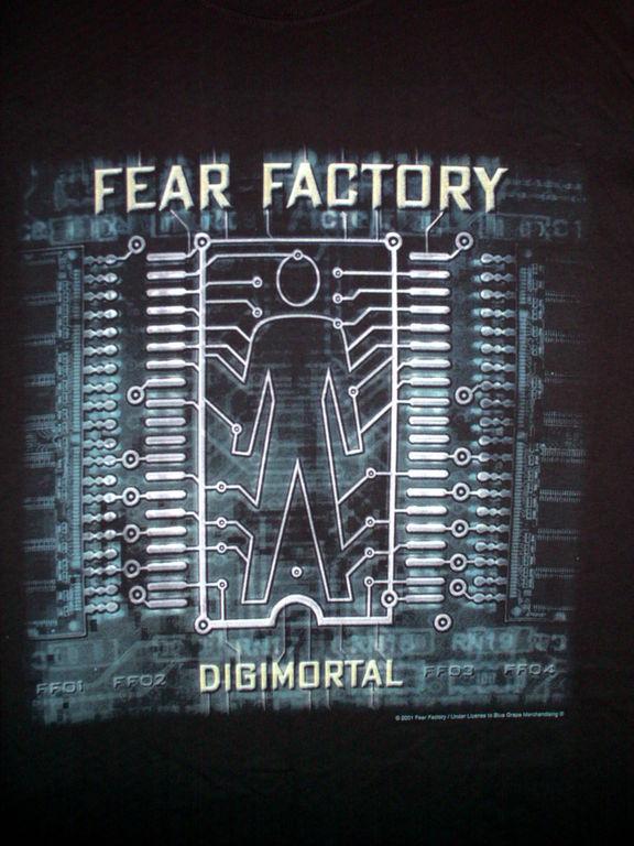 Fear Factory 2011