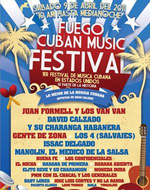 Festival Son Cuba Concertgebouw Amsterdam