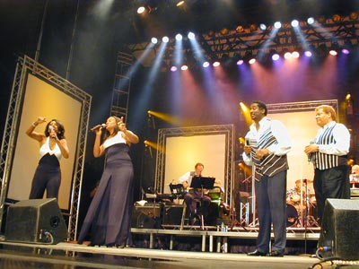 Tour Fifth Dimension 2011 Dates