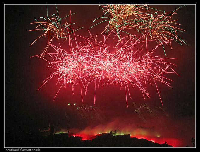 Dates 2011 Fireworks