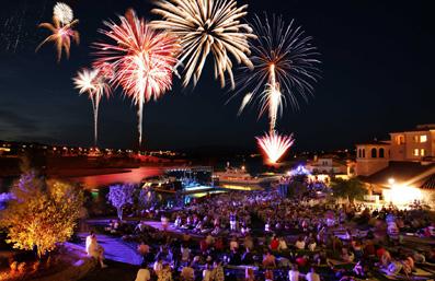 Dates Tour 2011 Fireworks