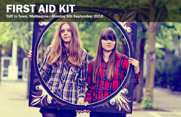 2011 Show First Aid Kit