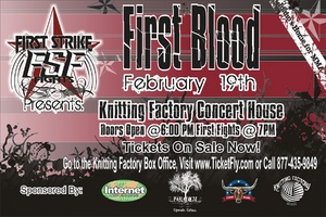 First Blood Tickets Boise