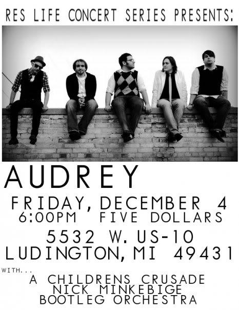 2011 Tour Five Bands For Five Bucks Dates