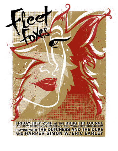 Fleet Foxes Tickets