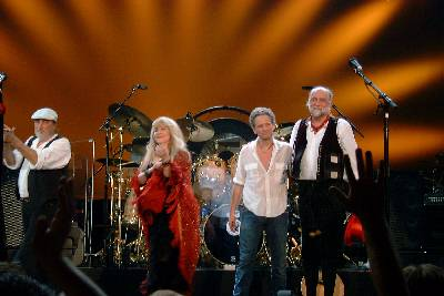 Fleetwood Mac Montreal