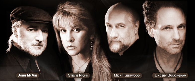 Fleetwood Mac Mts Centre