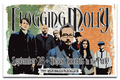 Flogging Molly Concert