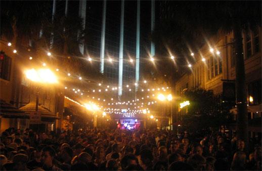 Florida Music Festival Concert