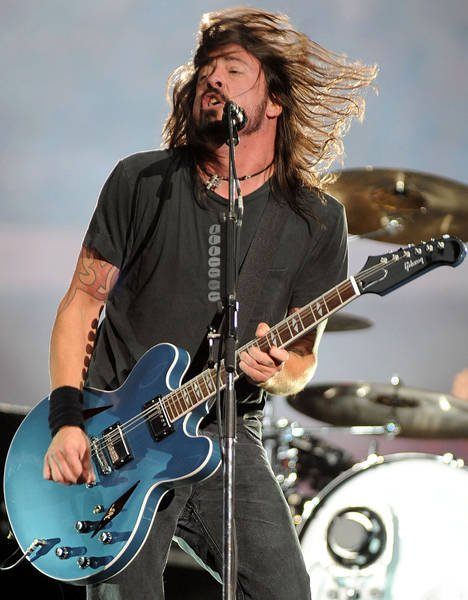 2011 Show Foo Fighters