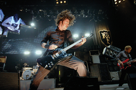 Foo Fighters Inglewood Tickets