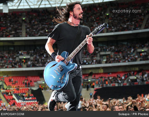 Foo Fighters New York