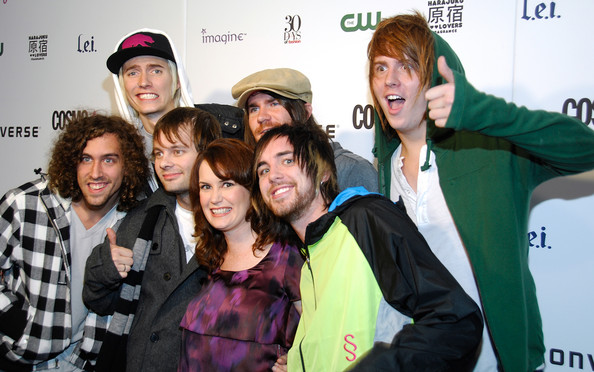 Forever The Sickest Kids Chameleon Club