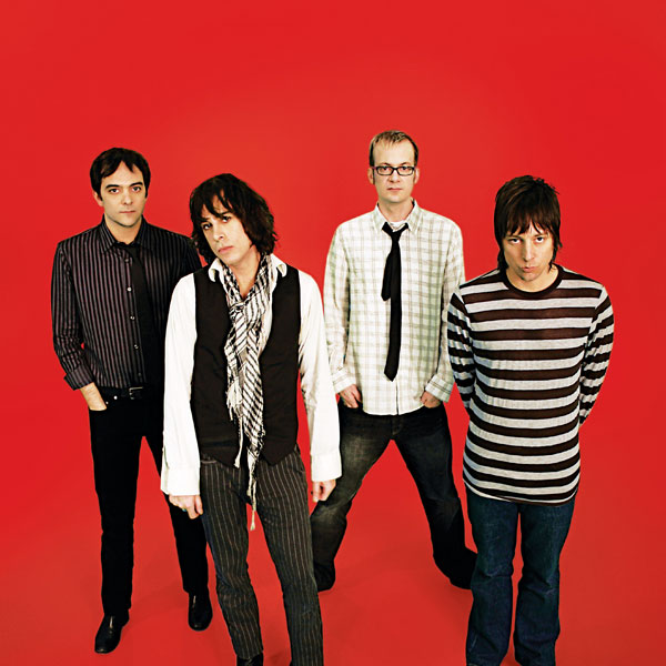 Fountains Of Wayne Dates 2011