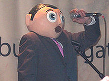 Concert Frank Sidebottom