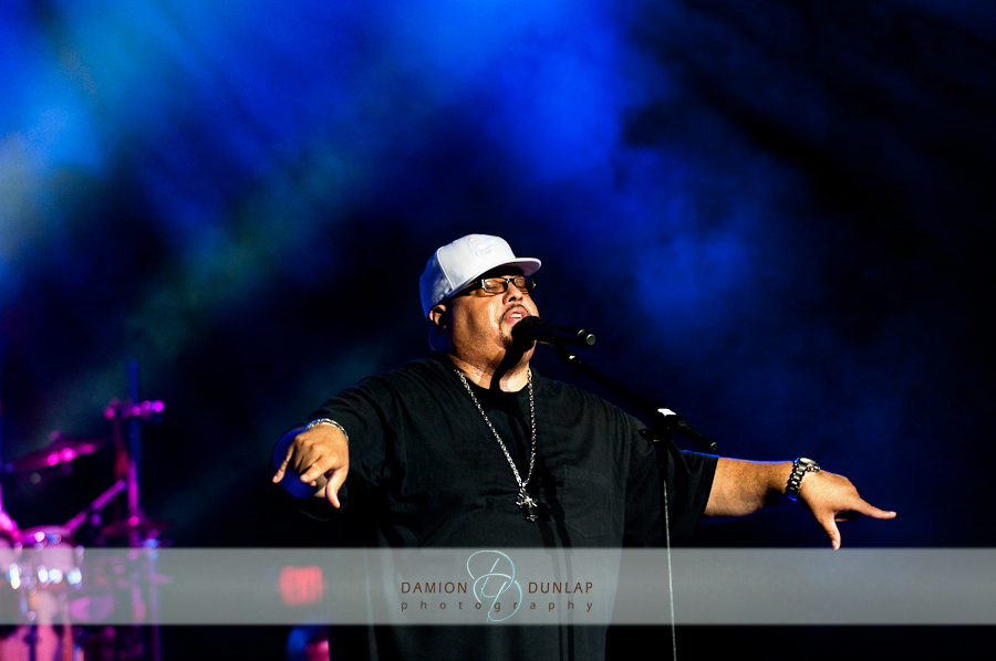 Fred Hammond Genesis Convention Theatre